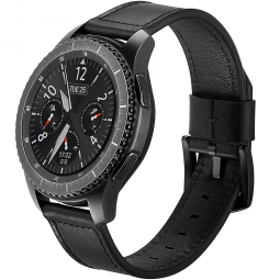 TECH-PROTECT HERMS SAMSUNG GALAXY WATCH 3 41MM BLACK
