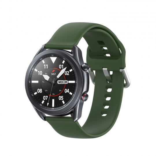 TECH-PROTECT ICONBAND SAMSUNG GALAXY WATCH 3 45MM ARMY GREEN