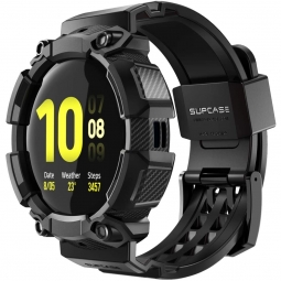 SUPCASE UNICORN BEETLE PRO GALAXY WATCH ACTIVE 2 (44MM) BLACK