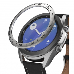 RINGKE BEZEL STYLING GALAXY WATCH 3 (41MM) STAINLESS SILVER