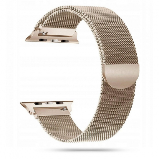TECH-PROTECT MILANESEBAND APPLE WATCH 2/3/4/5/6/SE (38/40MM) GOLD