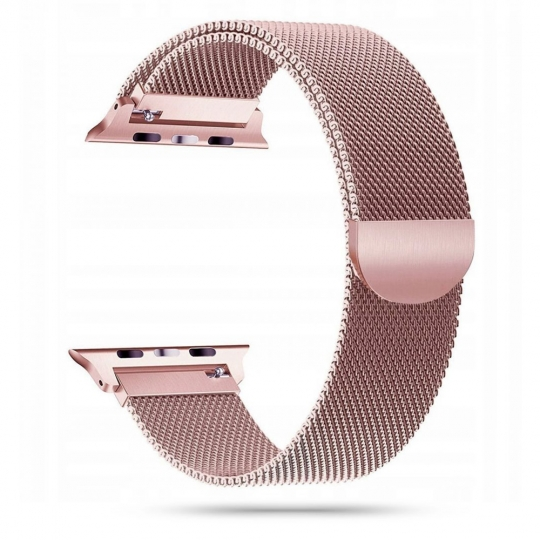 TECH-PROTECT MILANESEBAND APPLE WATCH 2/3/4/5/6/SE (38/40MM) ROSE GOLD