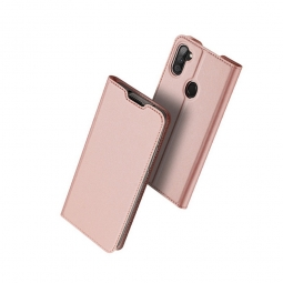 DUXDUCIS SKINPRO GALAXY M11 ROSE GOLD