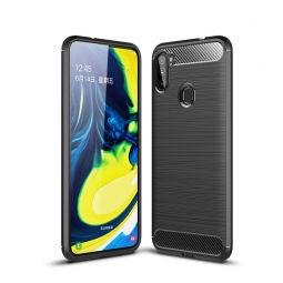 TECH-PROTECT TPUCARBON GALAXY M11 BLACK