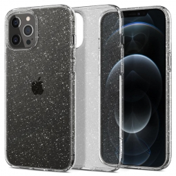 SPIGEN LIQUID CRYSTAL IPHONE 12/12 PRO GLITTER CRYSTAL