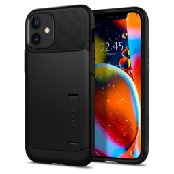 SPIGEN SLIM ARMOR IPHONE 12 MINI BLACK