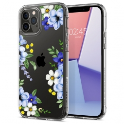 SPIGEN CYRILL CECILE IPHONE 12/12 PRO MIDNIGHT BLOOM