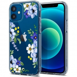 SPIGEN CYRILL CECILE IPHONE 12 MINI MIDNIGHT BLOOM