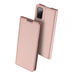 DUXDUCIS SKINPRO GALAXY S20 FE ROSE GOLD