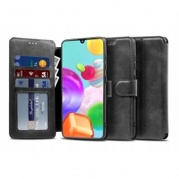 TECH-PROTECT WALLET GALAXY M51 BLACK