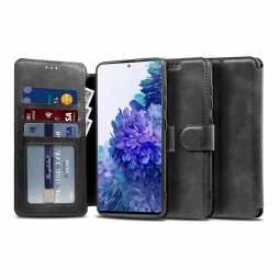 TECH-PROTECT WALLET GALAXY S20 FE BLACK