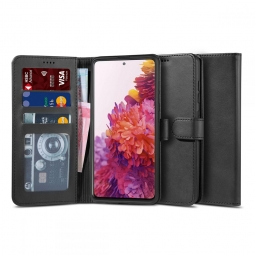 "TECH-PROTECT WALLET ""2"" GALAXY S20 FE BLACK"