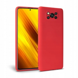 TECH-PROTECT ICON XIAOMI POCO X3 NFC RED
