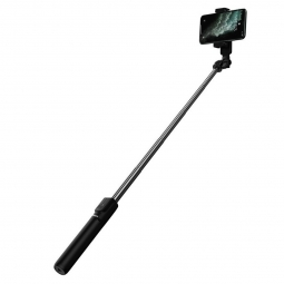 "BASEUS LOVELY ""2"" WIRELESS SELFIE STICK TRIPOD BLACK"