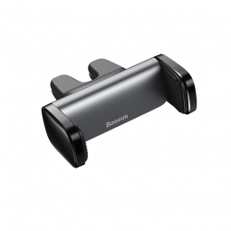 BASEUS STEEL CANNON AIR VENT CAR MOUNT BLACK