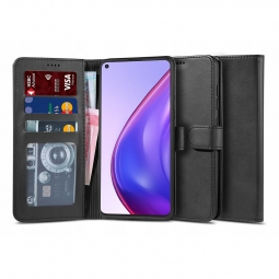"TECH-PROTECT WALLET ""2"" XIAOMI MI 10T/MI 10T PRO BLACK"