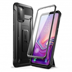 SUPCASE UNICORN BEETLE PRO GALAXY S20 FE BLACK