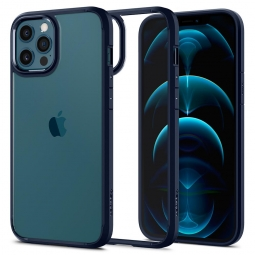 SPIGEN ULTRA HYBRID IPHONE 12 PRO MAX NAVY BLUE