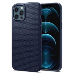 SPIGEN LIQUID AIR IPHONE 12 PRO MAX NAVY BLUE