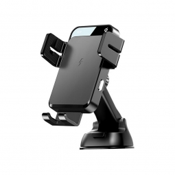 JOYROOM JR-ZS219 DASHBOARD CAR MOUNT WIRELESS CHARGER BLACK