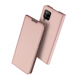 DUXDUCIS SKINPRO GALAXY A42 5G ROSE GOLD
