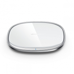 JOYROOM JR-A23 SQUARE WIRELESS CHARGER 15W WHITE