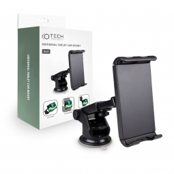 TECH-PROTECT 3IN1 UNIVERSAL TABLET CAR MOUNT BLACK