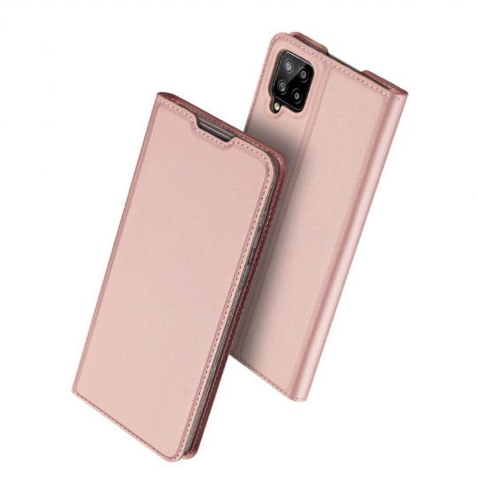 DUXDUCIS SKINPRO GALAXY A12 ROSE GOLD