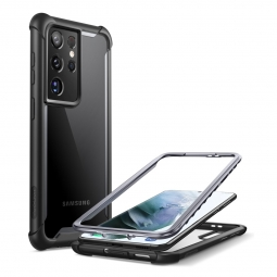 SUPCASE IBLSN ARES GALAXY S21 ULTRA BLACK