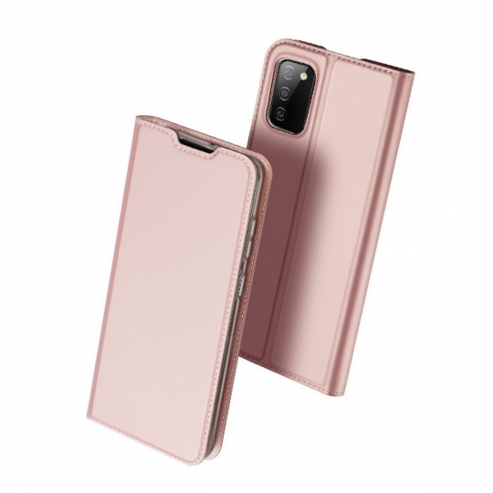 DUXDUCIS SKINPRO GALAXY A02S ROSE GOLD