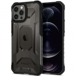 SPIGEN NITRO FORCE IPHONE 12 PRO MAX MATTE BLACK