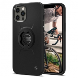 SPIGEN GEARLOCK GCF131 BIKE MOUNT CASE IPHONE 12 PRO MAX BLACK