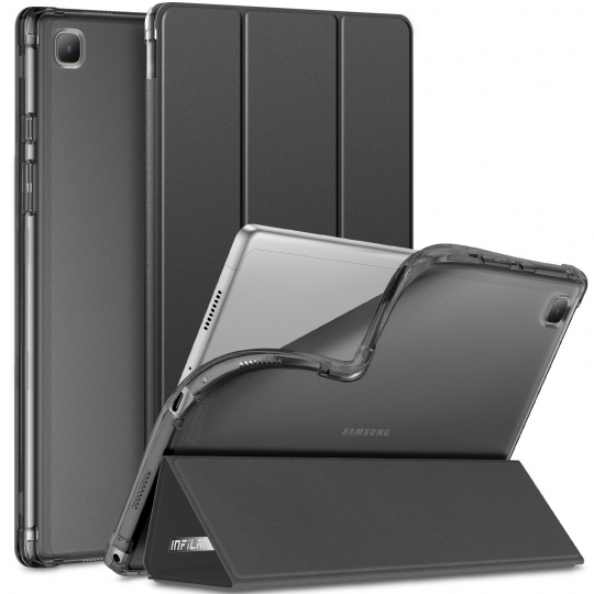 INFILAND SMART STAND GALAXY TAB A7 10.4 T500/T505 BLACK