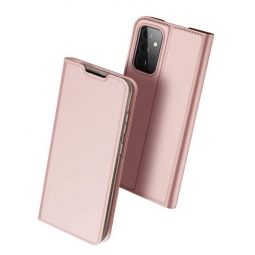 DUXDUCIS SKINPRO GALAXY A72 ROSE GOLD