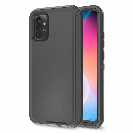 TECH-PROTECT ADVENTURE GALAXY A72 BLACK