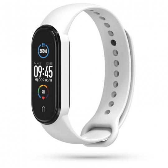 TECH-PROTECT ICONBAND XIAOMI MI SMART BAND 5/6 WHITE