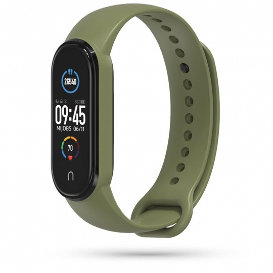 TECH-PROTECT ICONBAND XIAOMI MI SMART BAND 5/6 MILITARY GREEN
