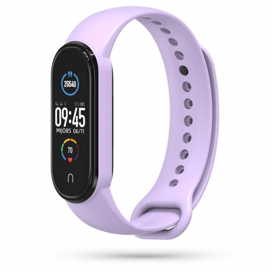 TECH-PROTECT ICONBAND XIAOMI MI SMART BAND 5/6 PURPLE