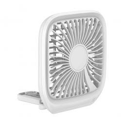 WIATRAK ZAGŁÓWKOWY BASEUS HEADREST FAN WHITE