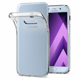 SPIGEN LIQUID CRYSTAL GALAXY A5 2017 CRYSTAL CLEAR