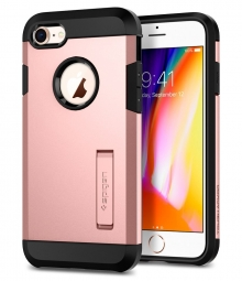 SPIGEN TOUGH ARMOR 2 IPHONE 7/8 ROSE GOLD