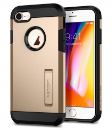 SPIGEN TOUGH ARMOR 2 IPHONE 7/8 CHAMPAGNE GOLD