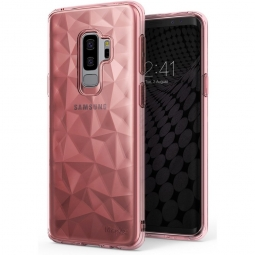 RINGKE PRISM AIR GALAXY S9+ PLUS ROSE GOLD