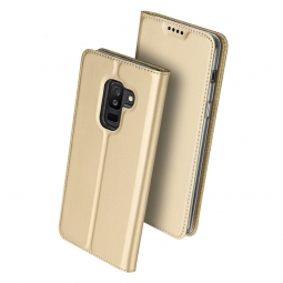 DUXDUCIS SKINPRO GALAXY A6+ PLUS 2018 GOLD