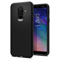 SPIGEN LIQUID AIR GALAXY A6+ PLUS 2018 BLACK